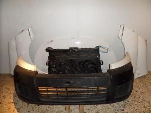 Fiat scudo 2007-2016 μετώπη-μούρη εμπρός κομπλέ λευκό
