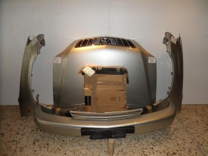 Lexus RX 300 1999-2003 μετώπη εμπρός κομπλέ ασημί