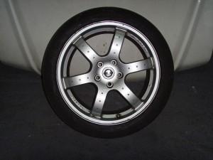Nissan 350z 2003-2009 ζαντολάστιχο