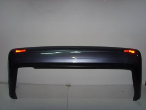Lancia kappa 1994-2000 πίσω προφυλακτήρας ασημί σκούρο