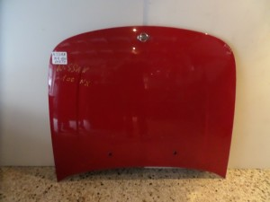 Nissan NX100 1991-1996 καπό εμπρός κόκκινο