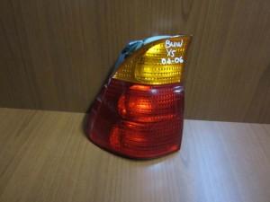 BMW E53 X5 2000-2004 πίσω φανάρι πορτοκαλί φλάς αριστερό
