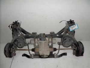 Fiat panda 4x4 2003-2012,Fiat Panda cross 2006-2011 άξονας κομπλέ