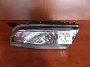 Nissan Almera N15 1998-2000 φανάρι εμπρός αριστερό