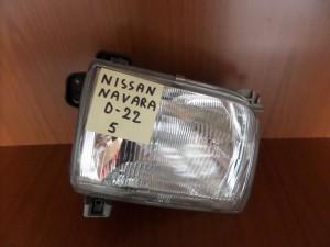 Nissan Navara D22 1997-2001 φανάρι εμπρός δεξί
