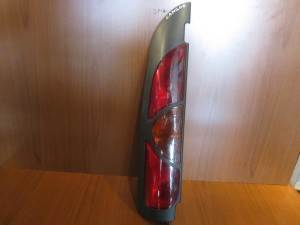 Renault Kangoo 1998-2003 πίσω φανάρι (δύφιλλη πόρτα) αριστερό