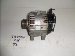 Citroen C8 2002-2007 δυναμό