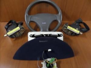 Fiat multipla 1998-2004 set airbag