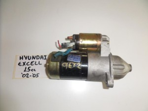 Hyundai excel 1990-1994 1.5cc diesel μίζα