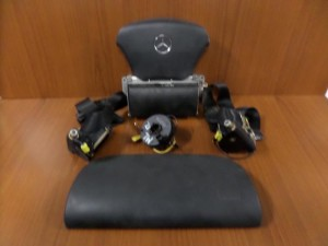 Mercedes ML w163 1998-2005 airbag μαύρο