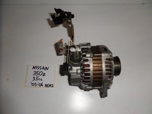 Nissan 350z 3.5cc 2003-2009 βενζίνη δυναμό