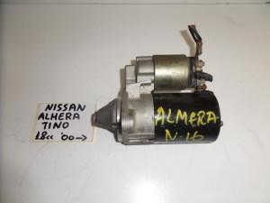 Nissan Almera Tino 1.8cc 2000-2006 βενζίνη μίζα