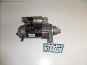 Toyota Yaris Verso 1.3 kai 1.5cc 1999-2006 μίζα