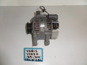 Toyota Yaris Verso 1999-2004 1.3 και 1.5cc δυναμό