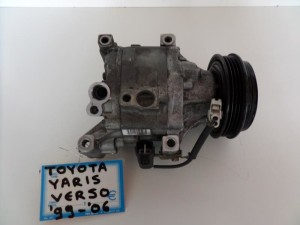 Toyota Yaris Verso 1999-2006 κομπρεσέρ air condition