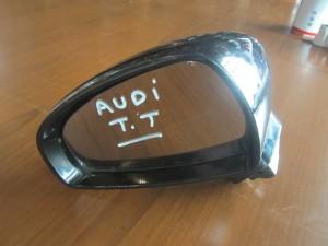 Audi TT 2006-2014 καθρέπτης αριστερός μαύρος