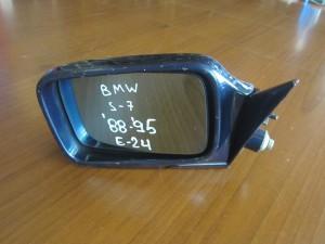 BMW series 7 E32 1986-1994 ηλεκτρικός καθρέπτης αριστερός σκούρο μπλέ