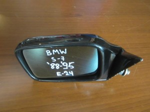 BMW series 7 E32 1986-1994 ηλεκτρικός καθρέπτης αριστερός μαύρος