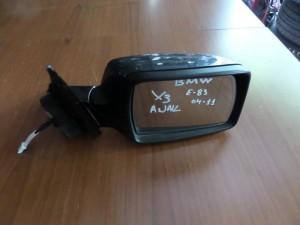 BMW X3 E83 2003-2010 ηλεκτρικός ανακλινόμενος καθρέπτης δεξιός μολυβί