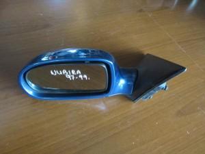 Daewoo Nubira 1997-1999 ηλεκτρικός καθρέπτης αριστερός μπλέ