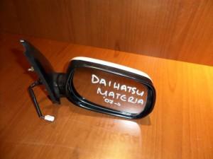 Daihatsu materia 2006-2011 ηλεκτρικός καθρέπτης δεξιός άσπρος (3 καλώδια)