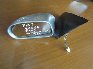 Fiat brava-marea 1995-2002 ηλεκτρικός καθρέπτης αριστερός ασημί