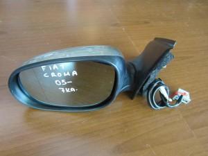 Fiat croma 2005-2011 ηλεκτρικός καθρέπτης αριστερός χρυσαφί περλέ (7 καλώδια)