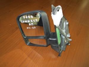 Ford Connect 2003-2010 μηχανικός καθρέπτης αριστερός άβαφος