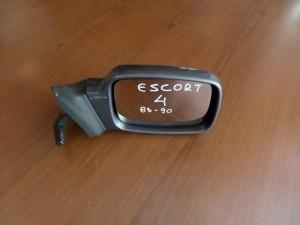 Ford Escort 4 1986-1990 καθρέπτης απλός δεξιός γκρί