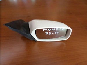 Ford Mondeo 1993-2000 ηλεκτρικός καθρέπτης δεξιός άσπρος
