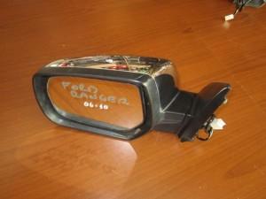 Ford Ranger 2006-2009 ηλεκτρικός καθρέπτης αριστερός νίκελ (3 καλώδια)