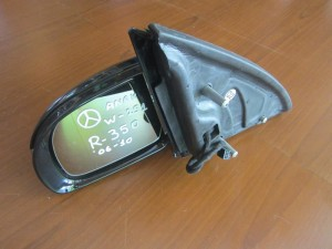 Mercedes R Class w251 2006-2012 ηλεκτρικός ανακλινόμενος καθρέπτης αριστερός μαύρος