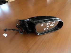 Mercedes SLK R171 2003-2011 ηλεκτρικός ανακλινόμενος καθρέπτης δεξιός μαύρος