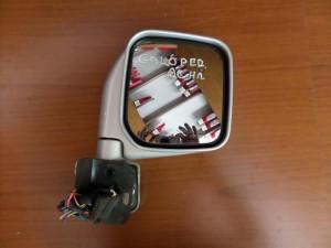 Mitsubishi Galloper 1998-2003 ηλεκτρικός καθρέπτης δεξιός ασημί