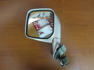 Mitsubishi Galoper 1998-2003 ηλεκτρικός καθρέπτης αριστερός ασημί (5 καλώδια)