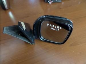 Mitsubishi Pajero 2001-2007 ηλεκτρικός καθρέπτης δεξιός κυπαρισσί (5 καλώδια)