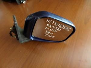 Mitsubishi Pajero Pinin 2θυρο 1999-2007 ηλεκτρικός καθρέπτης δεξιός μπλέ