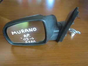 Nissan Murano 2003-2007 ηλεκτρικός καθρέπτης αριστερός (όχι καπάκι)