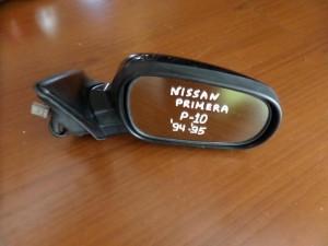 Nissan Primera P10 station wagon 1990-1995 ηλεκτρικός καθρέπτης δεξιός μαύρος