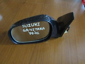 Suzuki grand vitara 99-01 ηλεκτρικός καθρέπτης αριστερός σκούρο μπλέ (3 καλώδια)