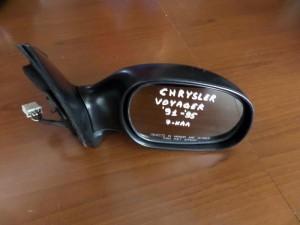 Chrysler voyager 1996-2000 ηλεκτρικός καθρέπτης δεξιός άβαφος (7 καλώδια)