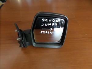 Fiat Scudo 1995-2007-Citroen Jumpy-Peugeot Expert 1995-2006 μηχανικός καθρέπτης δεξιός άβαφος