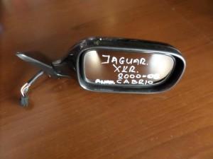 Jaguar XK8-XKR 1996-2006 cabrio ηλεκτρικός ανακλινόμενος καθρέπτης δεξιός σκούρο πράσινο (12 καλώδια)