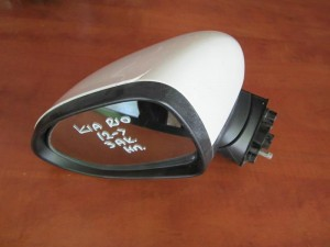Kia Rio 2012-2015 ηλεκτρικός καθρέπτης αριστερός άσπρος (3 ακίδες)