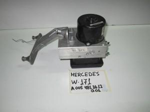 Mercedes Slk R171 2003-2011 μονάδα ABS ATE