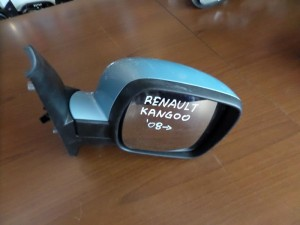 Renault kangoo 08 ηλεκτρικός καθρέπτης δεξιός γαλάζιος