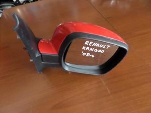 Renault kangoo 08 ηλεκτρικός καθρέπτης δεξιός κόκκινος