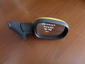 Renault Megane 1996-1999 ηλεκτρικός καθρέπτης δεξιός κίτρινος