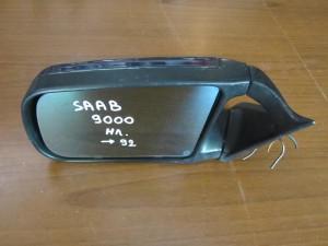 Saab 9000 1985-1992 ηλεκτρικός καθρέπτης αριστερός μπλέ