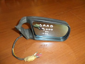 Saab 9000 1985-1992 ηλεκτρικός καθρέπτης δεξιός άβαφος